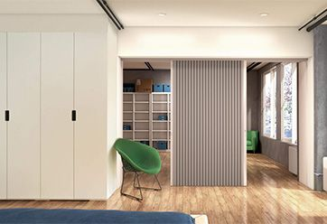 Concertina Accordion Folding Door